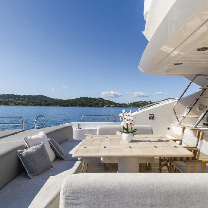 yacht charter without license